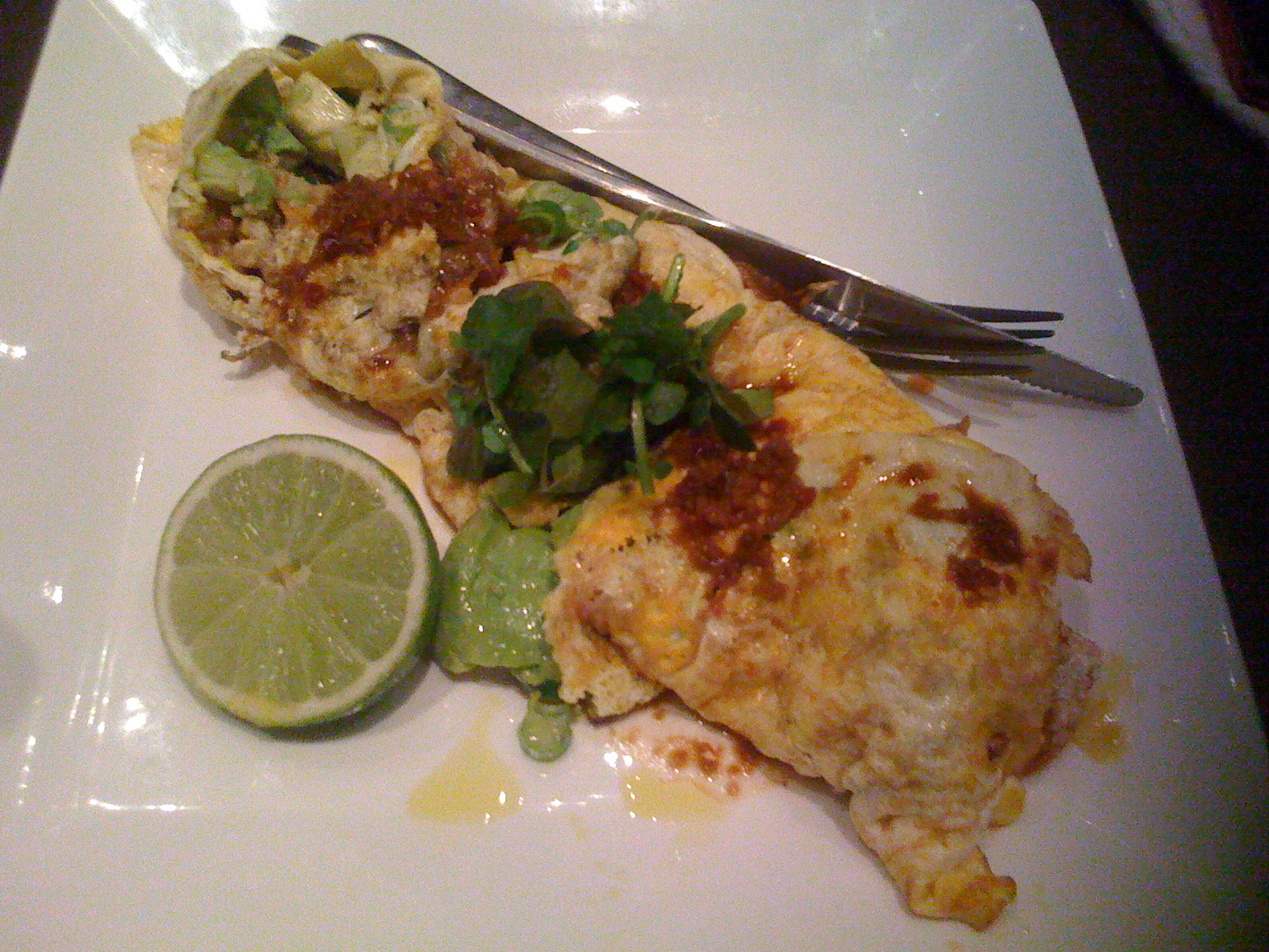 Cafeish-Crab-Omlette