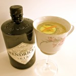 Hendrick's Gold Rush Tea Recipe