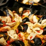Extra Virgin Fine Foods Paella Cooking Class