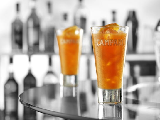 Campari aperitif recipes eat drink play for Classic aperitif