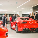 Souk Society Dinner at Maserati