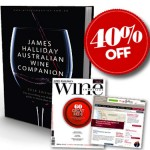 Special Offer with James Halliday and Wine Companion Products