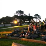 A night under the stars at the Moonlight Cinema