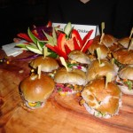 Guava Huli Huli chicken Kalbi sliders