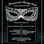 The U.G.L.Y Masquerade Ball
