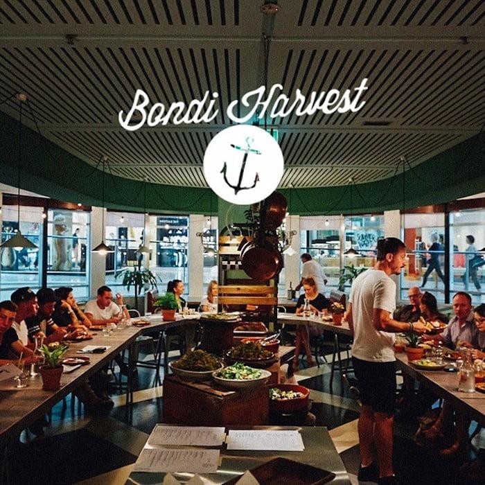 Bondi Harvest Restaurant
