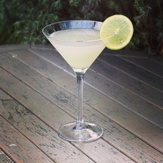 Appleton Estate Rum cocktail daiquri