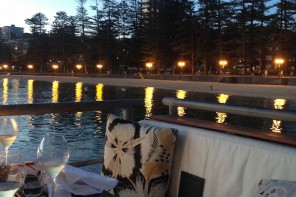 An Evening of Veuve Clicquot and Hugos Manly