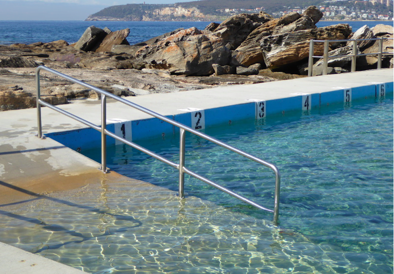 beach pools freshwater