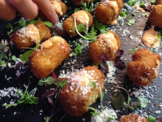 Manchego-Croquettes