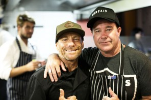 Surfing Chefs at Bucket List Bondi
