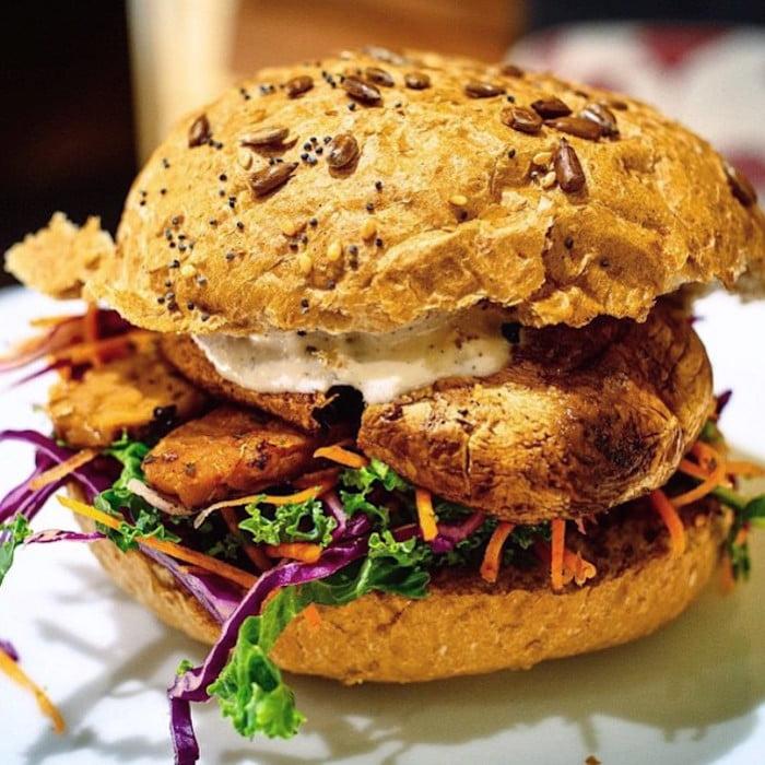 Veggie-Patch-Diner-Mushroom-Burger