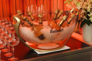 117 Dining and Ruinart Champagne