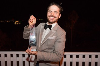 Jack Sotti - Bartender of the Year - Diageo Reserve World Class