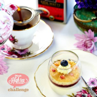 high tea dilmah range