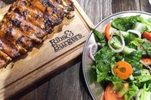 Ribs & Burgers Zetland