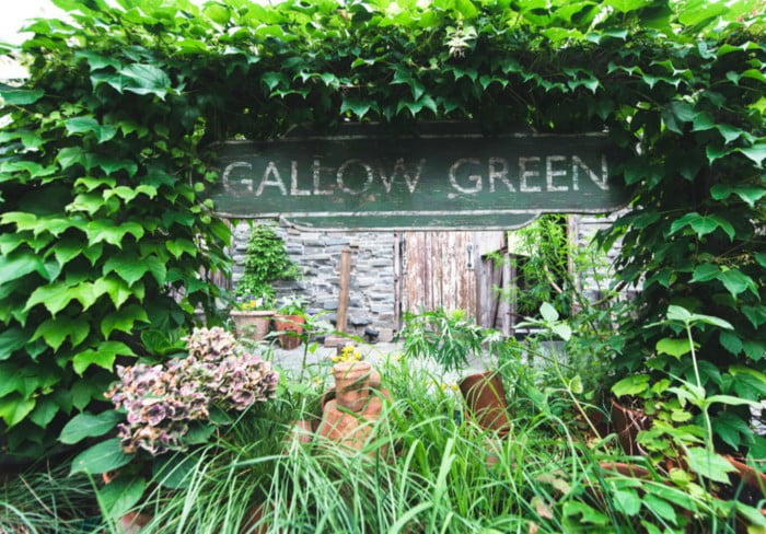 Gallow Greens Rooftop