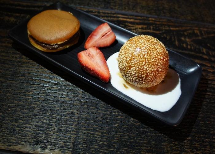 Junk Lounge dessert