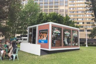 Central Perk pop-up cafe