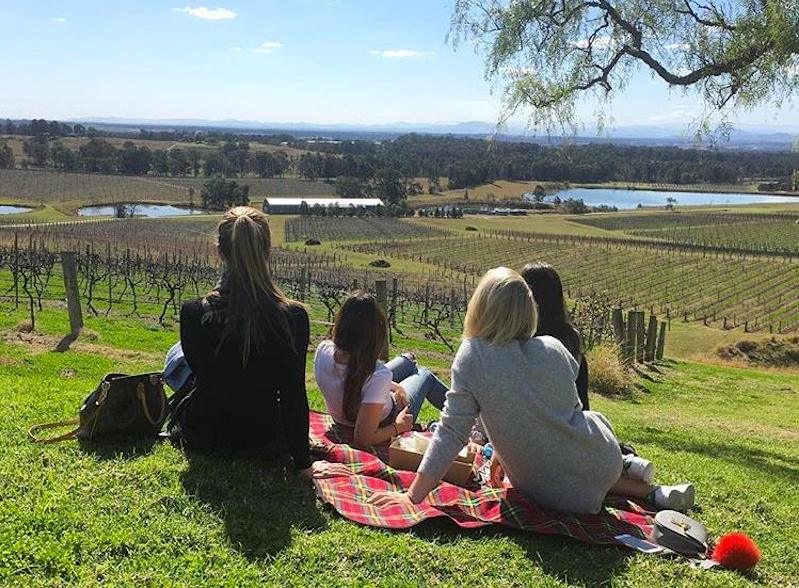 audrey wilkinson winery hunter valley