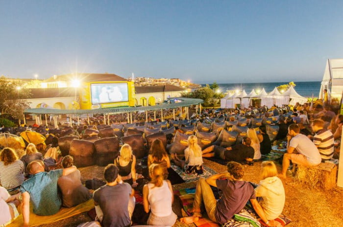 Outdoor Cinemas Bondi Openair