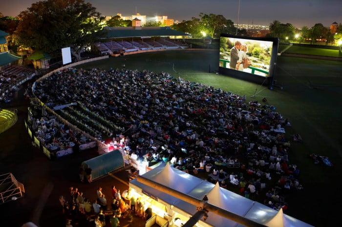 Outdoor Cinemas sunsetcinema