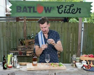 Batlow Cider Bartender