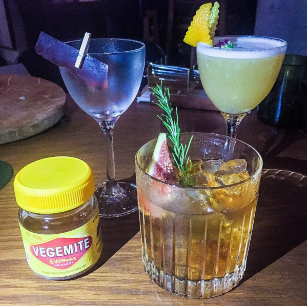 Kensington Street Socials cocktails