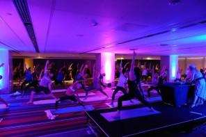 Yoga Vibes, Vivid 2016