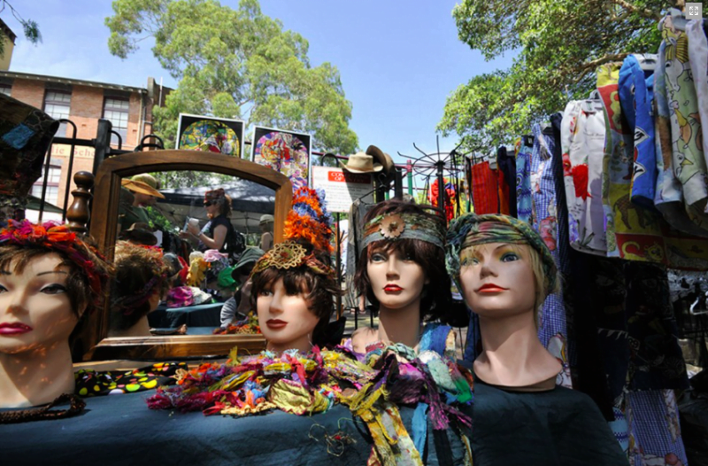 glebe head scarf fashion markets