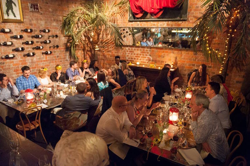 sydney's best private dining rooms - eat drink play