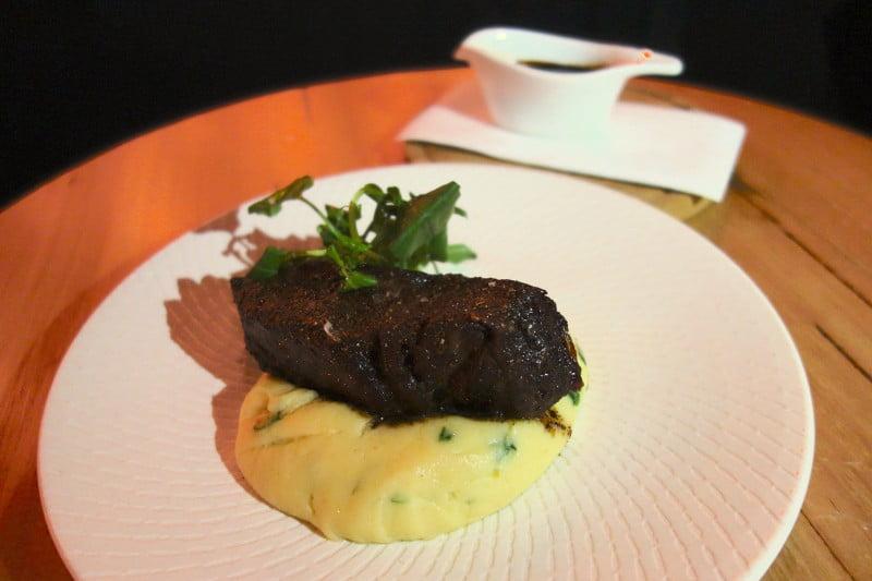 The Carrington - steak