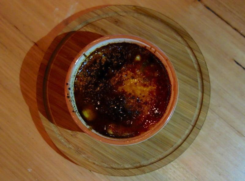The Carrington - dessert