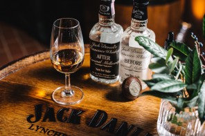 Jack Daniel's Time Travelling Whiskey Experience