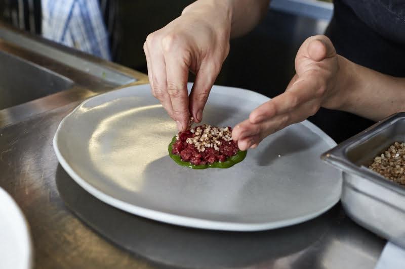 meat cuts - tartare