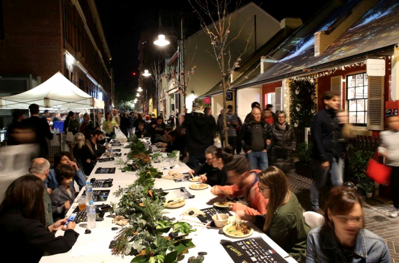BEAMS Arts Festival - Table