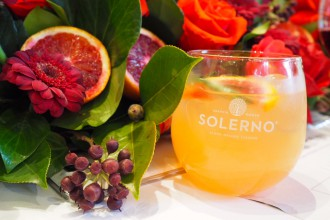 Blood Orange - cocktail