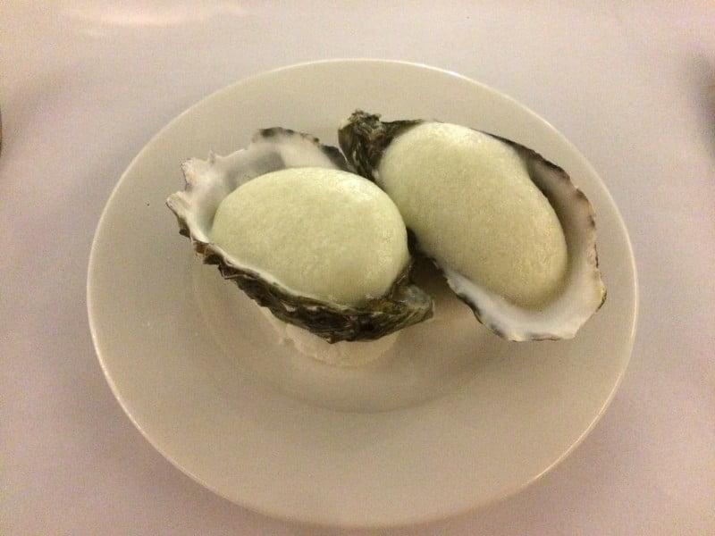 Rawsons Restaurant - Tasmanian Pacific Oysters