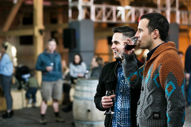 Vin Diemen Festival - Drinks