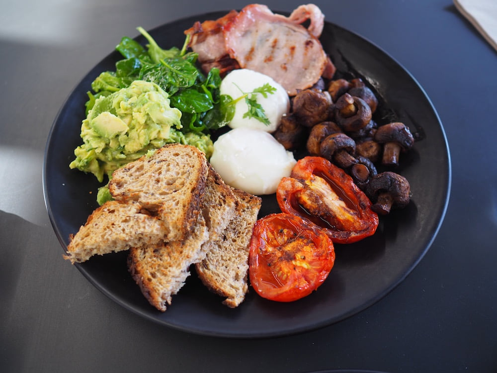 canberra cafe Maple and Clove big breakfast