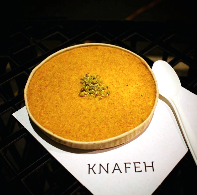 Sydney Food Trucks - Knafeh Bakery