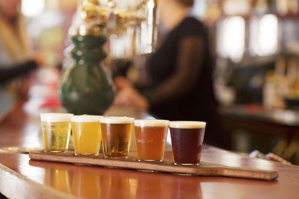 Annual Australian Beer Festival beers