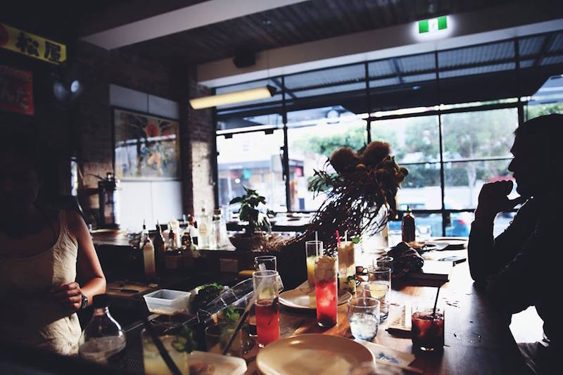 sunset sabi interior manly guide
