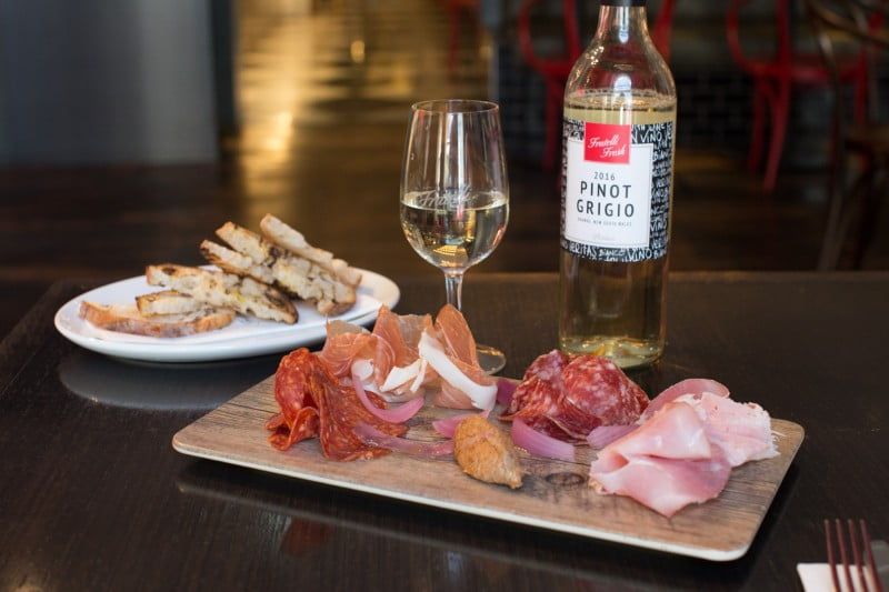 Fratelli Fresh - Cured Meats and Wine