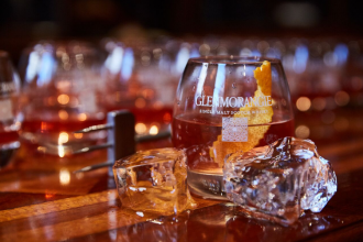 Glenmorangie Whisky Pop up - Drink