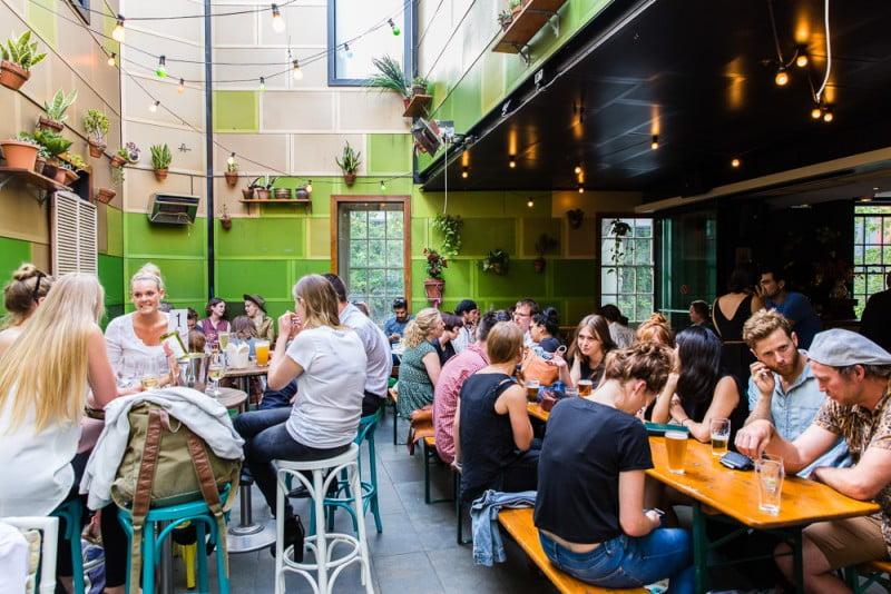 First Date Venues - Darlo Bar