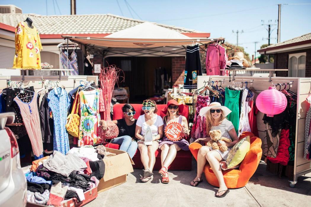 Garage Sale Trail - Feature