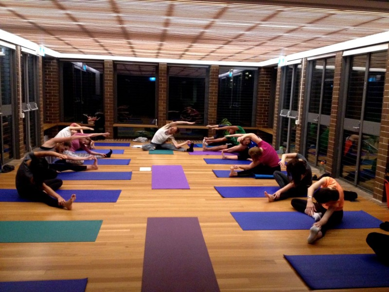 The Indigo Project - Yoga