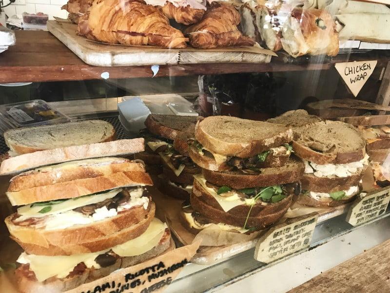 Tiny Giant Sandwiches