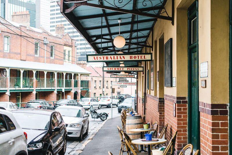 sydney heritage hotel - photo#12